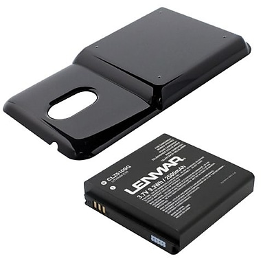 Lenmar Extended Battery for Samsung Galaxy S II, Epic 4G Touch, SPH-D710 Cellular Phones