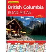 MapArt British Columbia Road Atlas