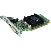 HP® NVIDIA GeForce 8400 GS GPU 1 GB 64-Bit DDR3 Memory Low Profile Ready Video Card