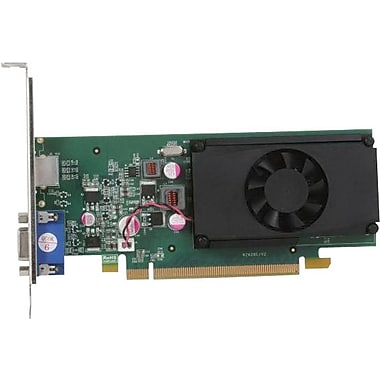 MSI™ NVIDIA GeForce 8400 GS GPU 512 MB 64-Bit DDR2 Memory Low Profile Ready Video Card