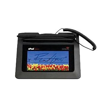 ePad™-Vision 3.74in. (L) x 2.12in. (W) eSigning Surface USB 2.0 Full-Color LCD Display Signature Pad