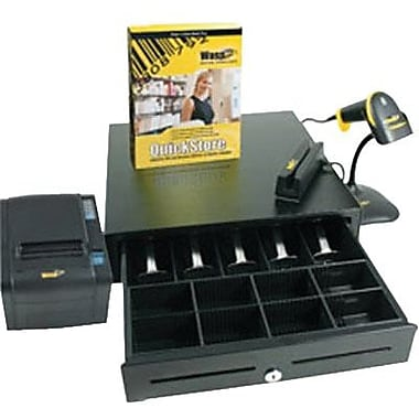 Wasp ® POS Computer Kit
