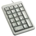 CHERRY® Light Gray 21 Keys USB G84-4700 Programmable Keypad