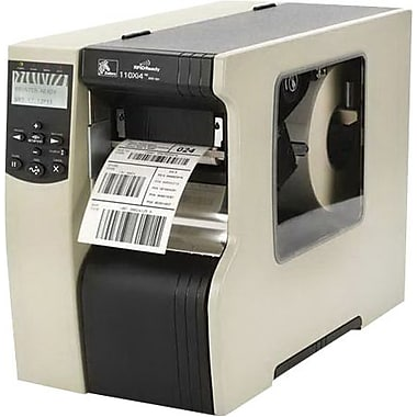 Xi4™ 110XI4 300 dpi 14 in/sec Thermal Transfer And Direct Thermal Receipt Printer With Rewind