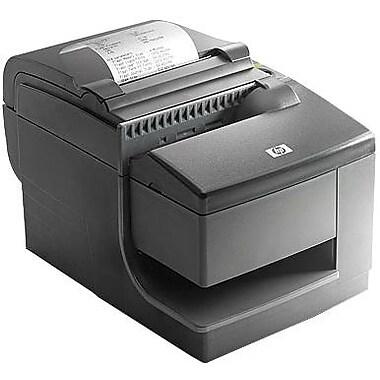 HP® 203 dpi 200 mm/sec Slip: 16 mm/sec Direct Thermal/9 Pin Impact Hybrid Receipt Printer