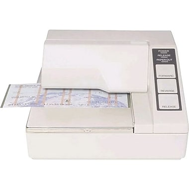 EPSON® TM-U295 2.1 lps Serial 7 Pin Shuttle Impact Dot Matrix Compact Receipt Printer
