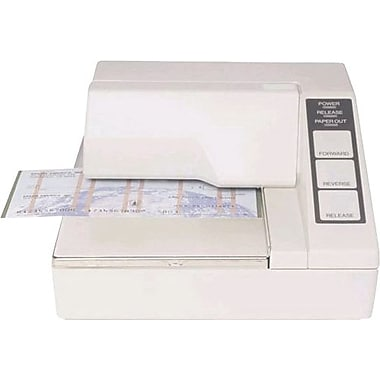 EPSON® TM-T88V EDG 300 mm/sec Serial And USB Thermal Line Dot Single Station Receipt Printer