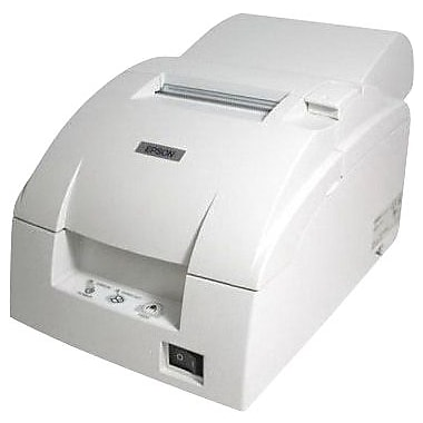 EPSON® TM-U220PA ECW 4.7/6 lps At 40/30 Columns 9 Pin Serial Impact Dot Matrix Receipt Printer