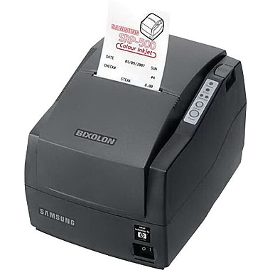 BIXOLON® SRP-500C Black 104 X 96 dpi 13/65 lps At 12/40 Column Serial Inkjet Matrix Receipt Printer