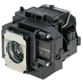 EPSON® White 200 W E-TORL UHE Replacement Projector Lamp For PowerLite V11H335120 Projector