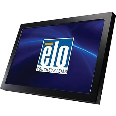 ELO 2243L 22in. Black LCD Touchscreen Monitor, DVI