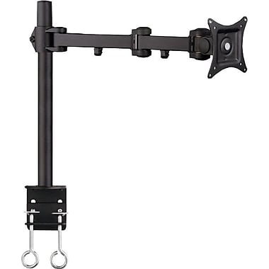 SIIG® Up To 22 lbs. 27in. LCD Monitor Articulating Desk Mount Arm