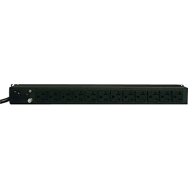 TRIPP LITE 5-15/20R 12 Outlet 20 A 100 - 127 V Metered Power Distribution Unit