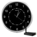 MACALLY WI-FI Wireless Wall Clock Kit With Hidden Camera