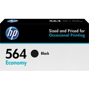 HP 564 Black Economy Ink Cartridge (B3B11AN)