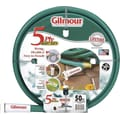 Gilmour® 5/8 in (ID) 5 ply Series 40 Flexate Reinforced Rubber/Vinyl Garden Hose, 50 ft (L)