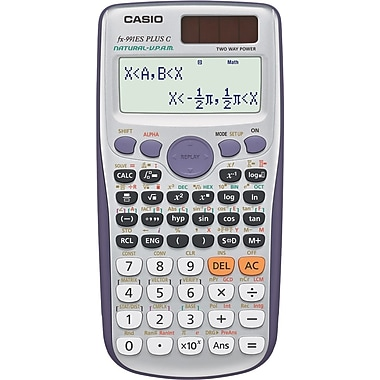 Casio® FX-991ESPLUS Natural Express Scientific Calculator