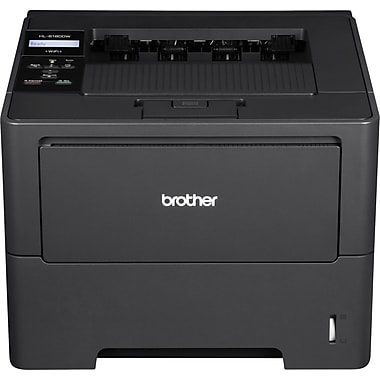Brother® HL-6180DW Monochrome Laser Printer