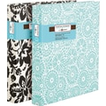 Martha Stewart Home Office™ with Avery™ 1in. Everyday Patterned Heavy Paper Binder