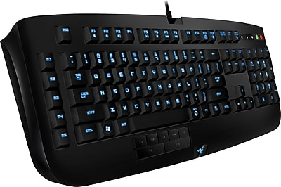Razer Anansi Expert MMO Gaming Keyboard for PC