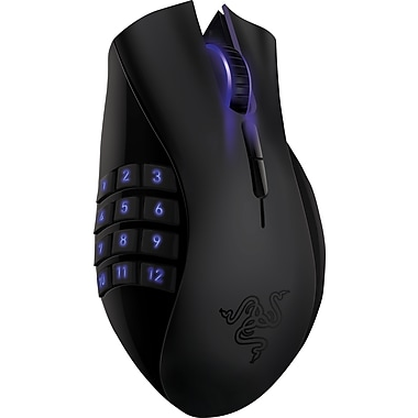 Razer Naga Epic Elite MMO Gaming Mouse