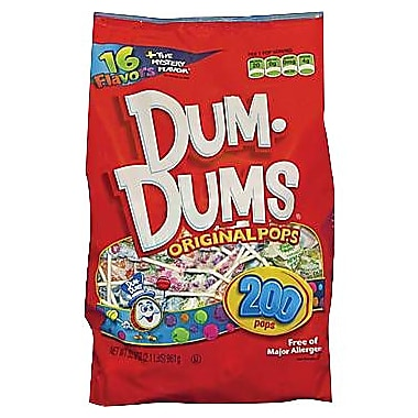 Dum-Dums® Lollipops, 2 lb. Bag