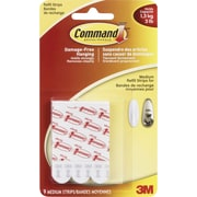 Command™ Replacement Strips, Medium, 9/Pack