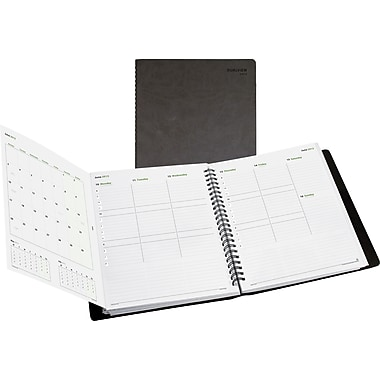 "2014 Day-Timer® DualView Weekly/Monthly Appointment Book, 8 1/2"" x 11"""