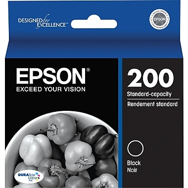 Epson 200 Black Ink Cartridge (T200120-S)