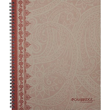 Mead Cambridge Limited® Bollywood Legal Ruled Notebook, 9in. x 11in.