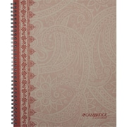 Mead® Cambridge Limited® Bollywood Legal Ruled Notebook, 9 x 11