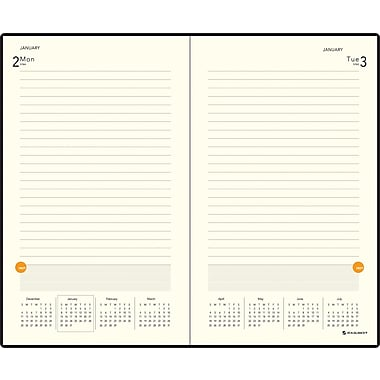 2014 AT-A-GLANCE® Daily Planner, 5in. x 8 1/4in.