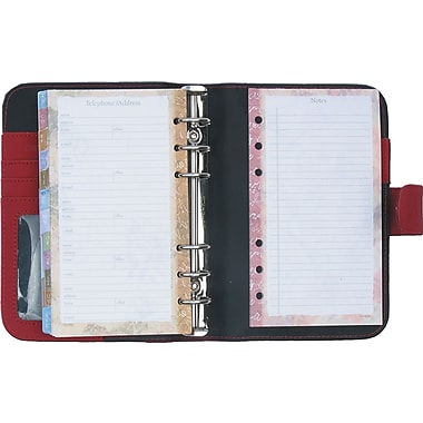 2013 Day Runner® Harmony Organizer, 4in. x 7in.