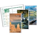 2014 AT-A-GLANCE® Scenic 2 Year Monthly Pocket Planner, 3 1/2in. x 6in.