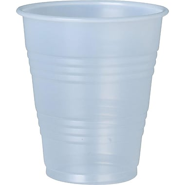 SOLO® Galaxy® Translucent Plastic Cold Cups, 7 oz., 100/Pack