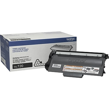 Brother TN-720 Black Toner Cartridge