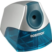 Stanley Bostitch Compact Desktop Electric Pencil Sharpener, Blue, Each