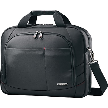 Samsonite Xenon 2 Tech Locker, 14in. Laptop Bag, Black