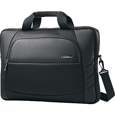 Samsonite Xenon 2 17.3in. Slim Briefcase, Black
