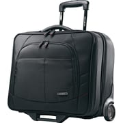 Samsonite Xenon 2 Mobile Office Rolling Laptop Case, Black