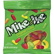 Mike and Ike® Original Fruit Candy Concession Box, 5 oz. Bags, 12 Bags/Box