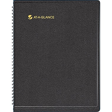 2013/2014 AT-A-GLANCE® Academic Weekly Appointment Book, 6 7/8in. x 8 3/4in.