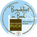 Keurig® K-Cup® Wolfgang Puck Breakfast in Bed Coffee, Regular, 24/Pack