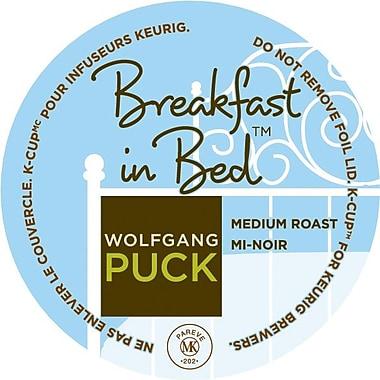 Keurig® K-Cup® Wolfgang Puck Breakfast in Bed Coffee, Regular, 24/Pack