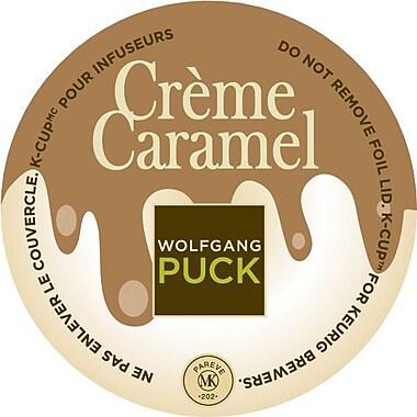 Keurig® K-Cup® Wolfgang Puck Creme Caramel Coffee, 24/Pack