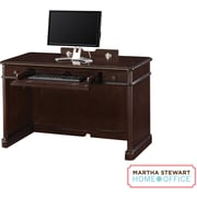 Martha Stewart Home Office™ Tyler Desk, Molasses Brown