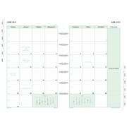 2014 Day-Timer® Monthly Classic Refill, 5 1/2in. x 8 1/2in.