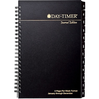 2014 Day-Timer® Weekly Classic Refill, 5 1/2in. x 8 1/2in.