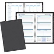 2014 Staples®  Weekly/Monthly Planner, 4-7/8 x 8
