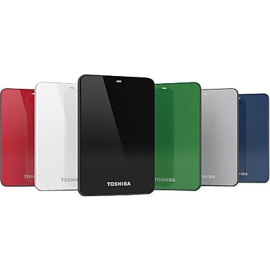 Toshiba Canvio 3.0 1TB Portable USB 3.0 External Hard Drives